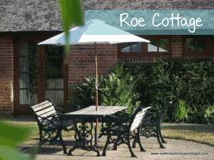 Roe-Cottage