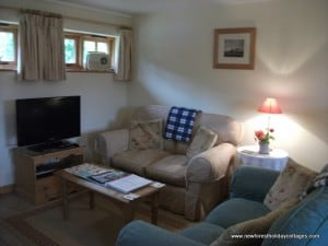 Badger Cottage at New Forest Holiday Cottages