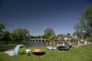 Riverside Park Fordingbridge